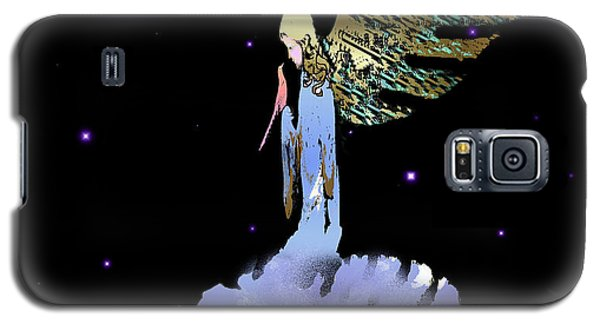 Heavenly Visit Galaxy S5 Case