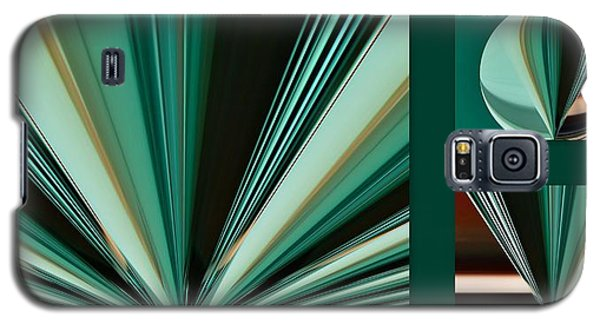 Test Sized Galaxy S5 Case