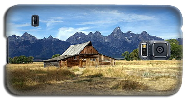 Teton Barn 3 Galaxy S5 Case