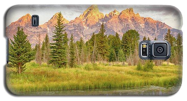 Teton Morning Galaxy S5 Case by Mary Hone