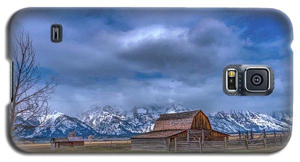 Teton National Park Mormon Row Galaxy S5 Case