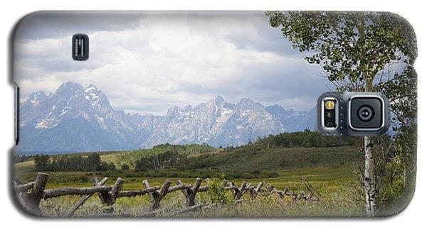 Teton Ranch Galaxy S5 Case