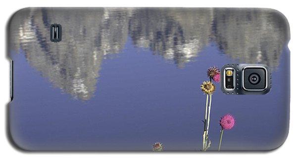 Teton Reflections Galaxy S5 Case by Elizabeth Eldridge