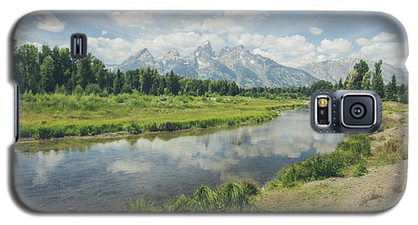 Teton Reflections Galaxy S5 Case
