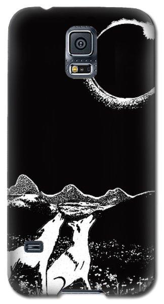 Teton Total Solar Eclipse Galaxy S5 Case