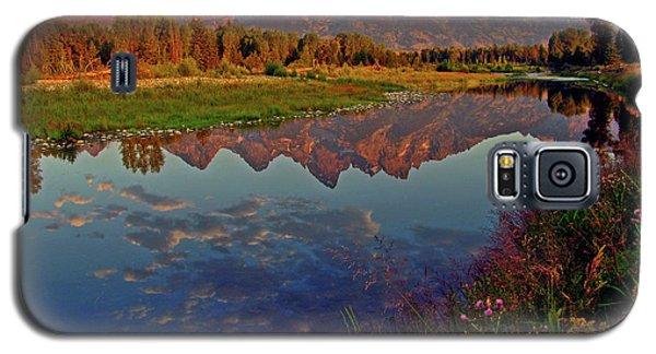Teton Wildflowers Galaxy S5 Case