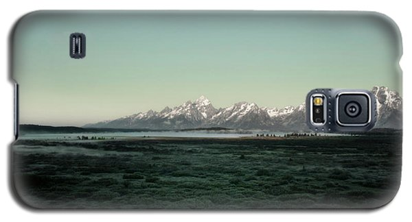Tetons Galaxy S5 Case