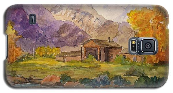 Tetons Ranch Galaxy S5 Case