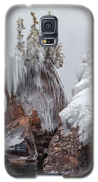 Galaxy S5 Case featuring the photograph Tettegouche by Mary Amerman