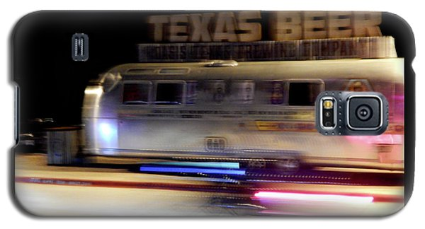 Texas Beer Fast Motorcycle #5594 Galaxy S5 Case