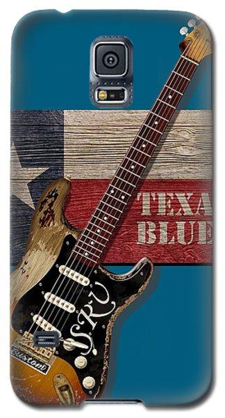 Texas Blues Shirt Galaxy S5 Case