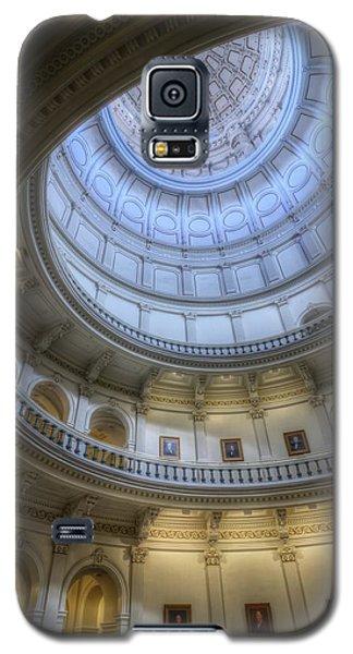 Texas Capitol Dome Interior Galaxy S5 Case