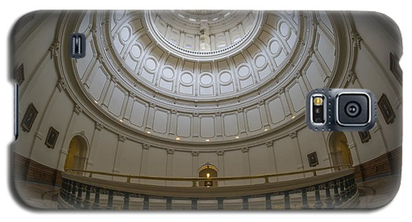 Texas Capitol Dome Wide Angle Galaxy S5 Case