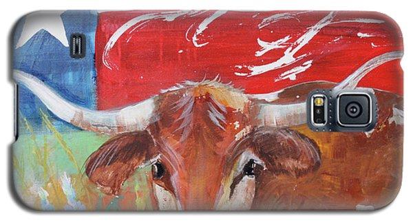 Texas Longhorn Galaxy S5 Case