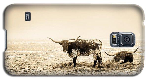 Texas Longhorns Galaxy S5 Case