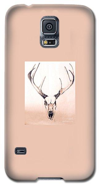Texas Mount Deer Galaxy S5 Case