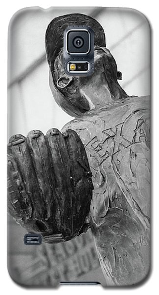 Texas Rangers Little Boy Statue Galaxy S5 Case