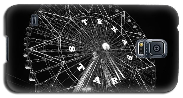 Texas Star 061116 V2bw Galaxy S5 Case