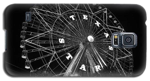 Texas Star 061116 V2bw Galaxy S5 Case