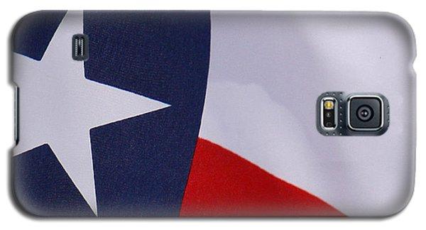 Texas Star Galaxy S5 Case