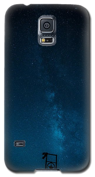 Texas Stars Galaxy S5 Case