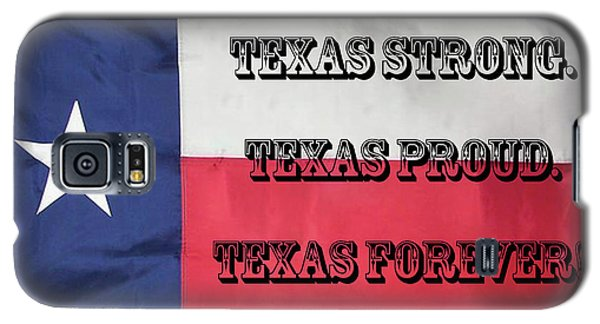 Texas Strong Galaxy S5 Case