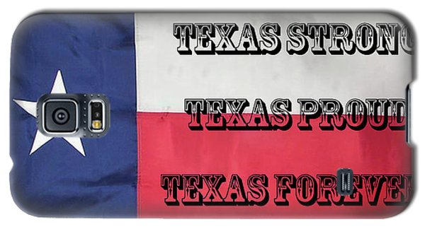 Texas Strong Galaxy S5 Case