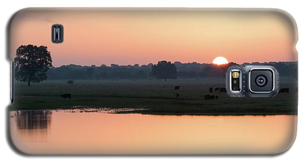 Texas Sunrise Galaxy S5 Case