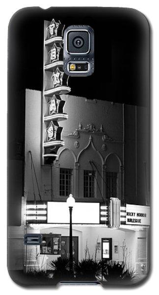 Texas Theater Oak Cliff Bw Galaxy S5 Case