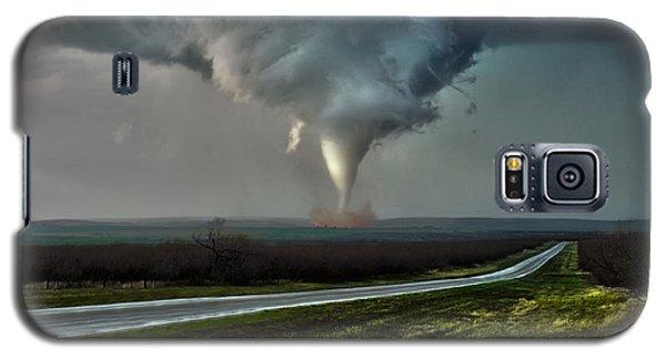 Texas Twister Galaxy S5 Case