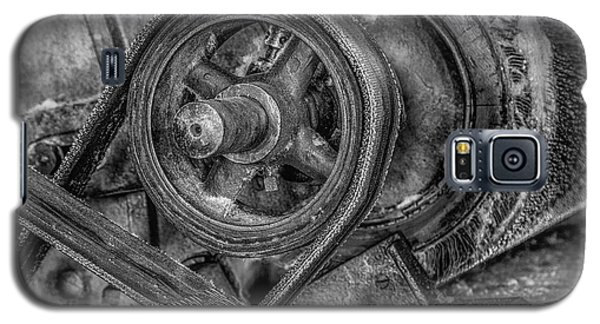 Textile Machinery Galaxy S5 Case