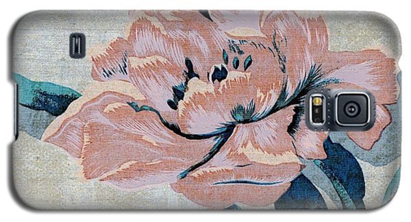 Textured Floral No.2 Galaxy S5 Case