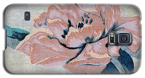 Textured Floral No.2 Galaxy S5 Case