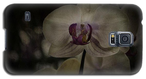 Galaxy S5 Case featuring the photograph Textured Flower by Ryan Photography