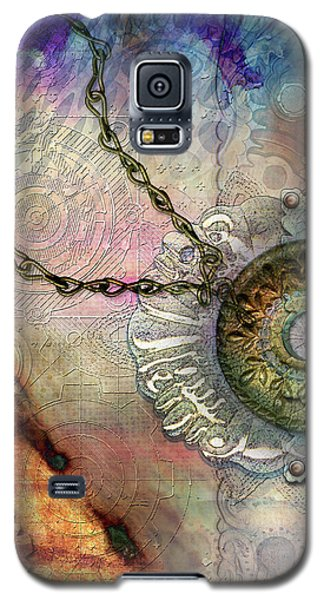 Textured Past Galaxy S5 Case