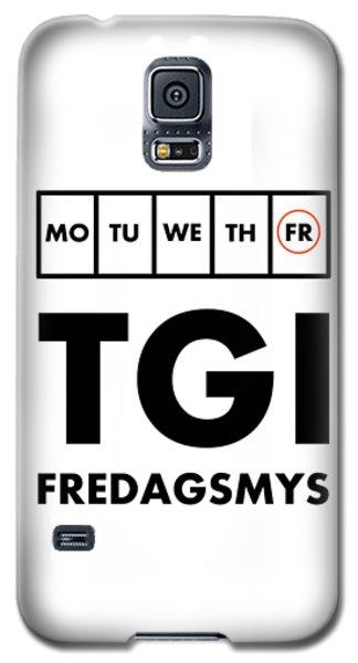 Tgi Fredagsmys Galaxy S5 Case