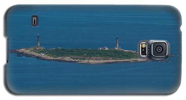 Thacher Island Lights Galaxy S5 Case