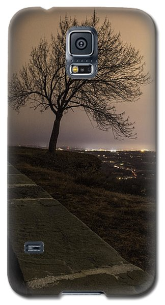 Thacher Park Twilight Galaxy S5 Case