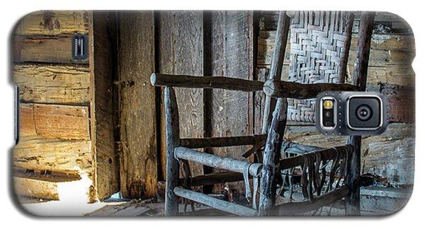 Thacker Cabin Chair Galaxy S5 Case