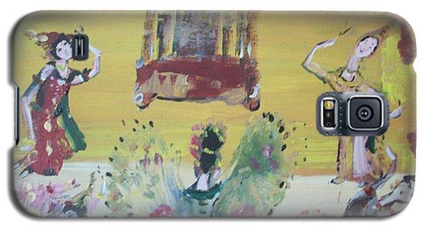 Thai Butterfly Dance Galaxy S5 Case by Judith Desrosiers