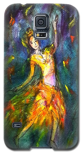 Thai Dancing Galaxy S5 Case