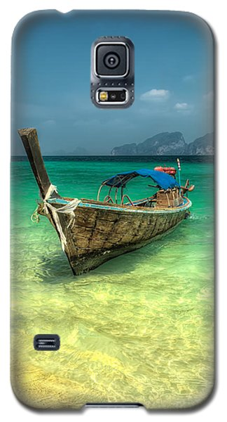 Thai Longboat  Galaxy S5 Case