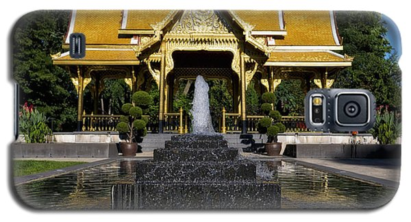 Thai Pavilion - Madison - Wisconsin Galaxy S5 Case by Steven Ralser
