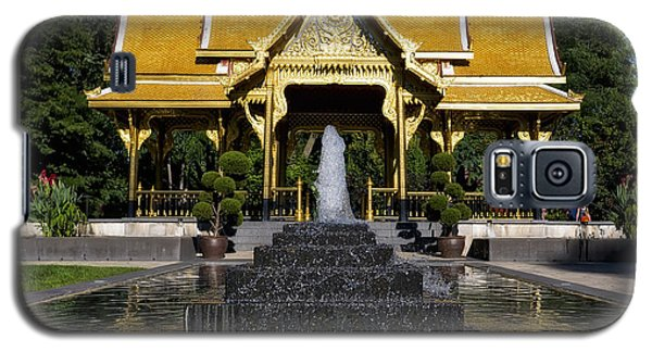 Thai Pavilion - Madison - Wisconsin Galaxy S5 Case