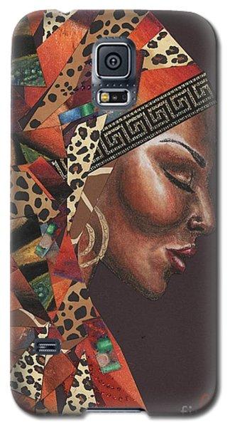 Thank You Angela Galaxy S5 Case by Alga Washington