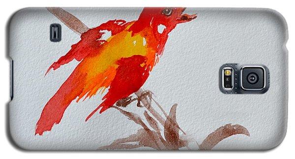Thank You Bird Galaxy S5 Case