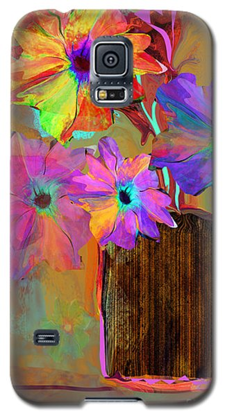 Thank You Flowers Galaxy S5 Case