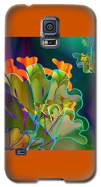 Thanksgiving Bouquet Galaxy S5 Case
