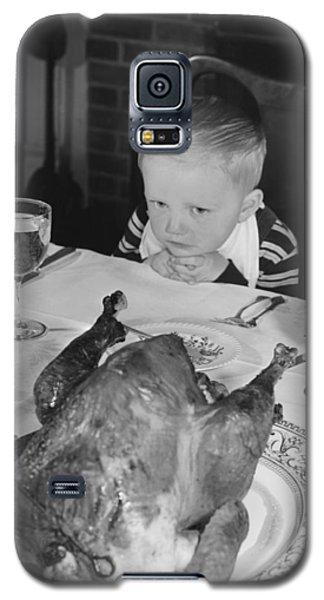 Thanksgiving Dinner Galaxy S5 Case