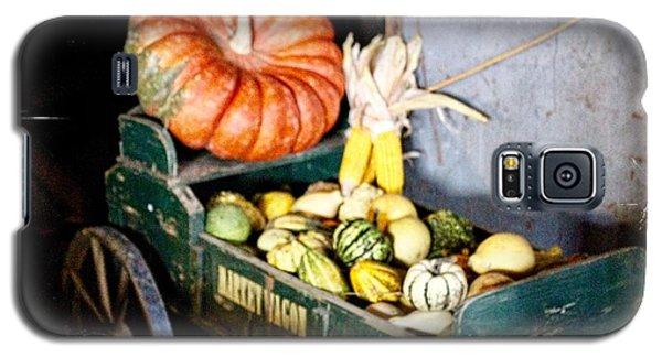 Thanksgiving  Harvest      Galaxy S5 Case